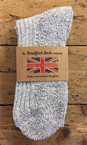 Men's Cotton  Work Socks - with Terry Foot .